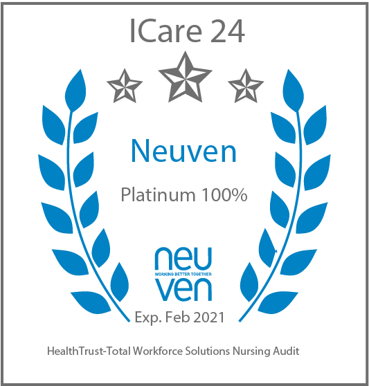 ICare24 Platinum Badge